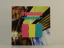 TINASHE MAYDAY 4 Track Promo CD Single Card Sleeve MANGO