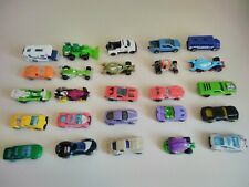 Lot Of 25 Mixed Diecast Cars & Trucks Mixed Hot Wheels, Matchbox