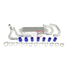 NEW REV9 98-05 VW GOLF GTI 1.8T FRONT INTERCOOLER KIT FMIC MK3 MK4 GLS BOLT ON