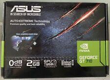 Asus Nvidia GeForce GT 710 2GB GDDR5 Graphics Card