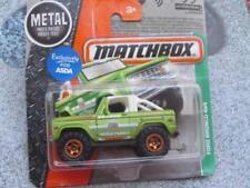 Articoli di modellismo statico pickup Matchbox