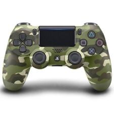 Sony DualShock 4 Green Camo Controller V2 - PS4 - New - CUH-ZCT2U