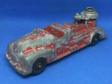 Vintage Hubley Diecast Toy Fire Truck #2! Original Made In Usa!