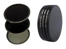 Haida Pro II MC digital ND graufilterset nd8 nd64 nd1000 tamaño 72mm