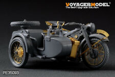 1/35 Voyager PE35093 WWII German Motorcycle R-12 (For Zvezda 3607)