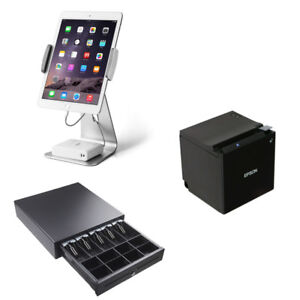 Loyverse Bundles Epson Bluetooth TMM30 POS Hardware Tablet Point of Sale Systems
