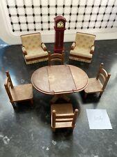Sylvanian Families Rare Vintage Furniture