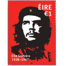 Ierland  2017   5-yrs  Death Che Guevara    postfris/mnh