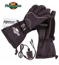 Flambeau Heated Gloves Battery Powered Hand Warmer LG Fishing USB Mens F200-L