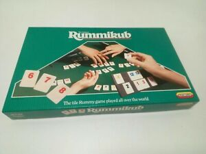 The Original Rummikub Spears Games