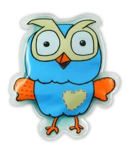 New Giggle And Hoot Bump Buddy Gel Ice Pack Kids Baby Childrens Reusable Toddler