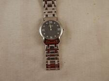 "Bonia Sapphire Crystal watch  BN433 Stainless Steel 010091 Swiss 7.5"""