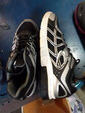 Men's Gravity-Defy Super Walk Black/ Silver TB9004MBS Athletic Sneakers Sz 10.5