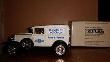 ERTL 1930 Chevrolet Series AD 1/2-Ton Deluxe Delivery Truck Bank Model #9932,NIB