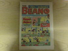 August 1st 1987, BEANO, John Entwistle, James Macro, Catherine Bunting.