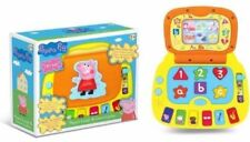 Peppa's My portatile, First e Laugh Learn, Peppa Laptop Pig