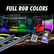Million Color LED Strip Underglow Underbody Neon Lights Kit App Phone