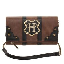 Harry Potter Hogwarts Trunk Inspired Foldover Clutch Wallet Handbag Purse