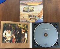 MANILLA ROAD Crystal Logic 2000 SUPER RARE LTD ED GERMAN DIGIPAK 8 PAGE Booklet!