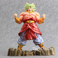 "Anime Dragonball Dragon Ball Z Kai BROLY 25cm/10"" PVC Action Figure NEW In Box"