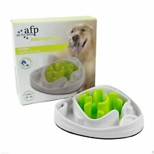All For Paws Interactive Dog Puppy Slow Feeder Food Maze Puzzle Anti