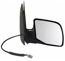 1994-2006 Econoline Van Right Passenger Power Paddle Type Single Glass Mirror