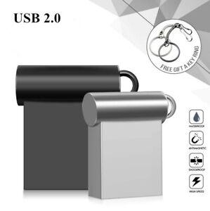 Mini metal USB flash Drive Pendrive High Speed Memory Stick U Disk Custom logo