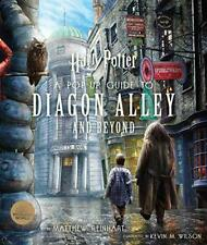Harry Potter: A Pop-Up Guide to Diagon Alley and Beyond. Reinhart, Wilson*=