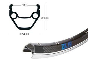 Exal Zx 19 Bicycle Rim Black 622-19 (28″)