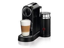 DeLonghi EN267.BAE Nespresso-Automat mit Aeroccino - Schwarz