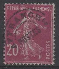 "FRANCE STAMP TIMBRE PREOBLITERE 55 "" SEMEUSE 20C LILAS-ROSE "" NEUF xx LUXE K417"