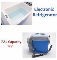 Portable 12V Cooler Warmer Car Travel Refrigerator Electric Truck 7.5L Fridge