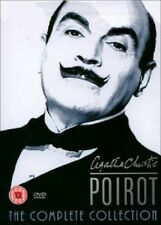 Agatha Christie's Poirot - The Complete Collection   57 Episodes      Fast  Post