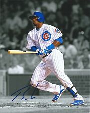 JORGE SOLER signed autographed CHICAGO CUBS 8X10 photo w/COA SPOT LIGHT