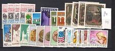 1984 MNH Luxemburg year collection, jaargang, Postfris