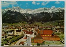 Innsbruck and the Northern Chain 1985 Postcard (P291)