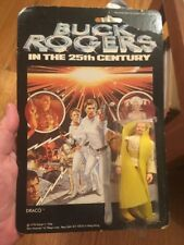 """1979 Vintage (Mego) """"BUCK ROGERS"""" (DRACO) 3.75"""" Action Figure, NEW! RARE!"""
