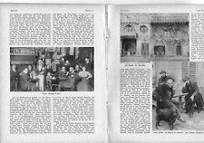 1909 Paris Kabarett Varietee