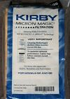 Kirby Micron Magic Vacuum Bags Sentria Ultimate Diamond G6 G5 G4 G3 197394 9pack