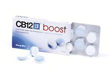 5 x Cb12 Boost sans Sucre Chewing Gum - Soulage les Mauvaise Haleine
