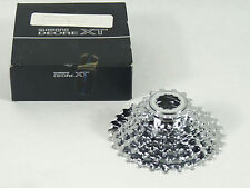 Shimano XT M737 Cassette M737 8 Speed 11-28 Vintage Mountain Bike LAST ONE! NOS