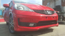HONDA JAZZ SI 2009-2015 FRONT BUMPER IN RED/BREAKING