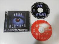 GRAN HERMANO PROGRAMA TV 2 X CD AQUA ACE OF BASE ANN LEE LUTRICIA MCNEAL