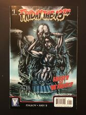 Friday The 13th Abuser and the Abused Comic Book 2008 Low Print