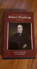 The descendants of Robert Winthrop of New York  book by steward and rowe