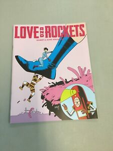 Love And Rockets 3 Magazine 2017