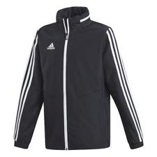 Adidas Tiro 19 Allwetterjacke schwarz Kinder Größe 176 (D95941) *NEU* K14
