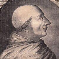 Portrait XVIIIe Alexandre VI Rodrigo Borgia Pape Roderic Llançol i de Borja