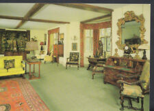Cambridgeshire Postcard - Anglesey Abbey, Nr Cambridge - Living Room  T862