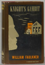 William Faulkner Knight's Gambit 1949 Random House first edition